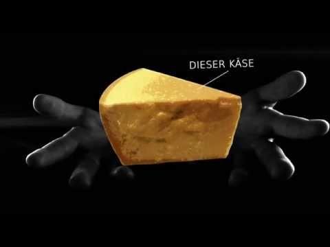 Das Käsemesser
