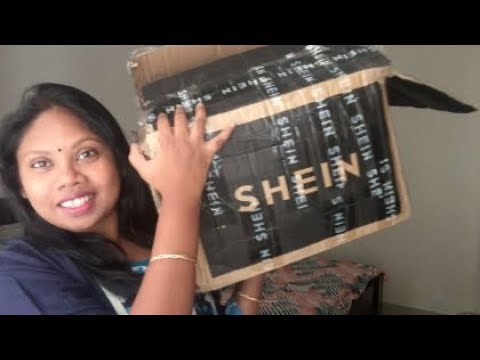 Huge Shein Hand bag haul ||SHEIN BAGS REVIEW ||makeup brush set || sireesha