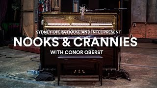 "Video thumbnail of ""Conor Oberst - Tachycardia (Sydney Opera House | Nooks & Crannies)"""