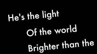 Aaron Shust- God of Brilliant Lights (Official Lyric Video)
