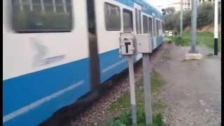 preview picture of video 'Gare de Blida'