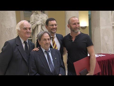 Budavárért Emlékérem átadás 2018 - video preview image
