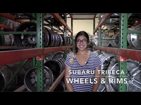 Factory Original Subaru Tribeca Wheels & Subaru Tribeca Rims – OriginalWheels.com