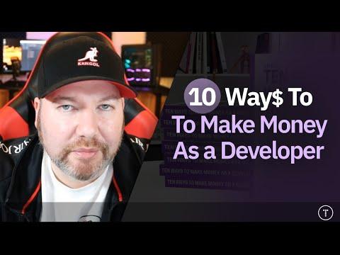 , title : '10 Ways to Make Money as a Developer