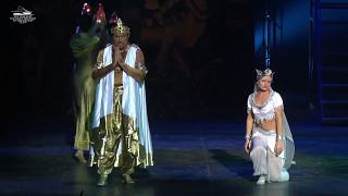 Ария Раджами из оперетты