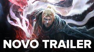 Nioh - New Gameplay Trailer - PS4 - 1080p