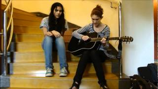 Come Away To The Water ft. Rozzi Crane-Maroon 5 Cover (The Hunger Games Soundtrack)