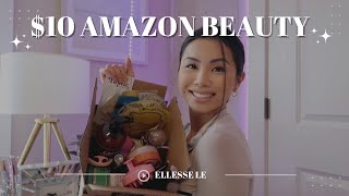 $10 AMAZON BEAUTY PRODUCTS! Skincare, Hair Care, Makeup, And More!  ♡
