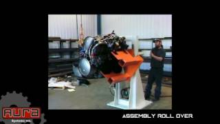 Aura Systems - Assembly Roll Over