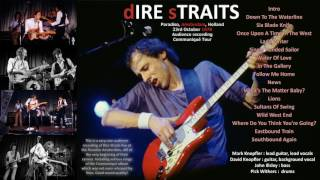 In the gallery — Dire Straits 1978 Amsterdam LIVE [audio only]