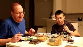 Khi Long Vào Bếp: Canh Chua Ghẹ| Long Tran USA