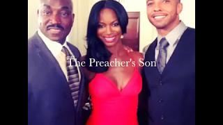The Preacher's Son_BTS Photos with Taja V. Simpson