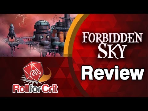 Forbidden Sky Review | Roll For Crit