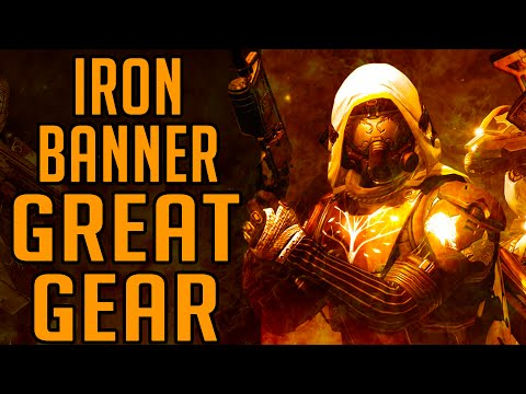 Destiny Iron Banner   Great Gear for Sale – Never Sold Before HELMET