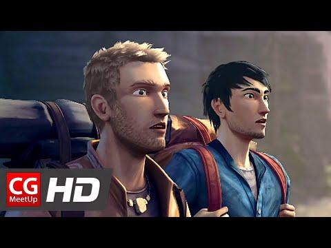"CGI **Award-Winning** 3D Animated Short Film HD: ""Le Gouffre Short Film"" by Lightning Boy Studio"