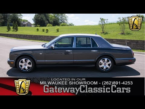 2006 Bentley Arnage for Sale - CC-989687