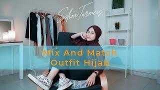 Mix & Match Outfit Hijab By Salwa Turmeis
