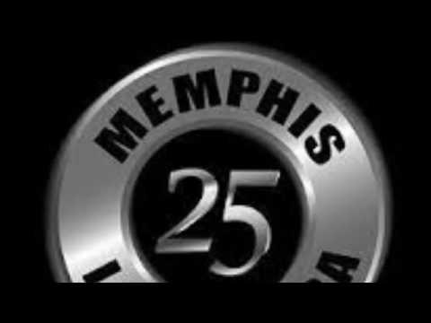 Exactamente medianoche Memphis la Blusera