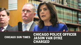 Chicago police officer charged