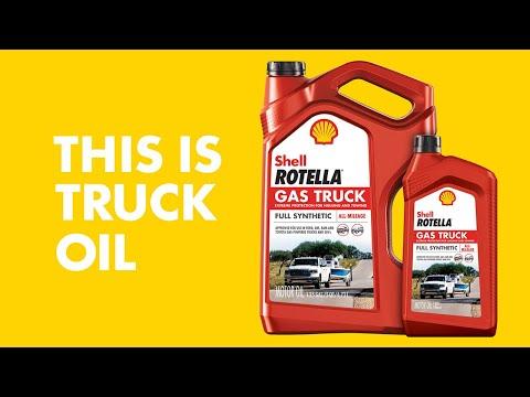 Truck Oil