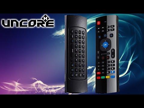 Hardware - Uncorex Air Maus Mouse Remote Control Fernbedienung