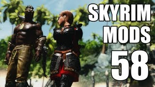 Skyrim Mods - Week #58: Skyrim Slavery, Pirates of the Pacific, Demon Werewolf