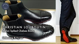super popular e678c 96cdc NEW Christian Louboutin Unboxing - BornLippie
