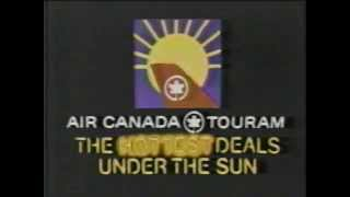 preview picture of video '1984 Air Canada Touram travel Agencies Commercial'
