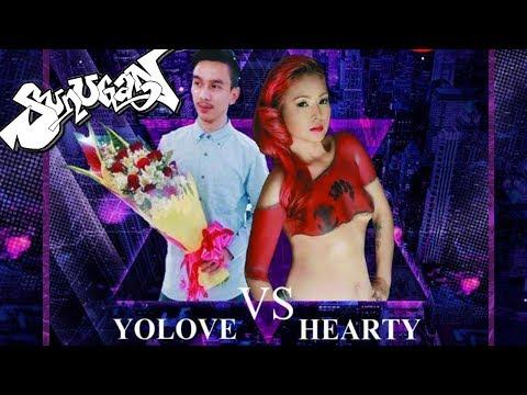 SUNUGAN - HEARTY vs YoLove
