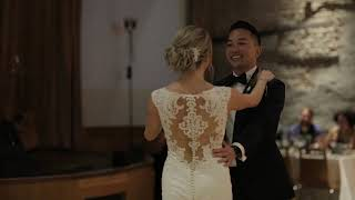 #HailtotheDon Wedding - First Dance - Taylor Swift Lover