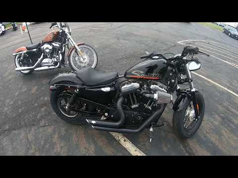 2010 Harley-Davidson Sportster Forty-Eight XL1200X