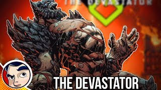 "DC Metal Devastator ""Batman Becomes Doomsday & Kills Superman"" - Rebirth Complete Story"