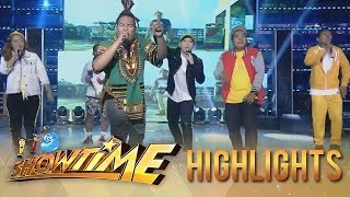 It's Showtime HypeBest: HypeBest semifinalist Mandarhyme's winning performance with Jason Dy