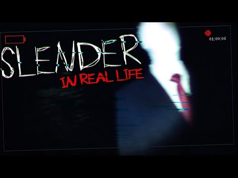 SLENDER IN REAL LIFE (2018)