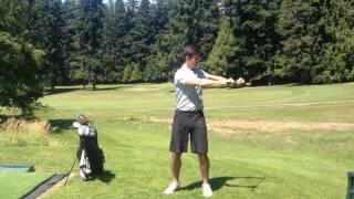 Stability Twist - Quick Golf Warmup 5/7