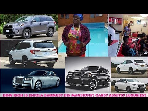 how rich is Eniola Badmus in 2019? ► All her Mansions, Cars, Companies, Luxuries & Assets