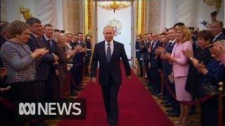 Vladimir Putin's Long, Long, Long Walk To His Inauguration