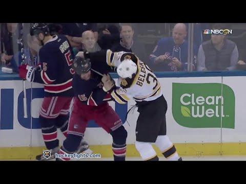 Matt Beleskey vs Tanner Glass