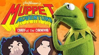 Muppet's Adventure: Everything Bad in a Game - PART 1 - Game Grumps