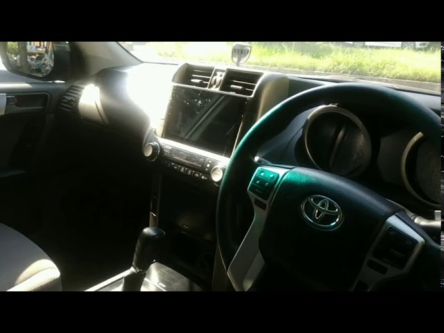 Toyota Prado TX 2.7 2013 for Sale in Islamabad