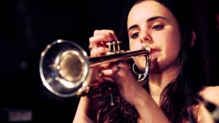 i fall in love   ANDREA MOTIS -JOAN CHAMORRO QUINTET & SCOTT HAMILTON