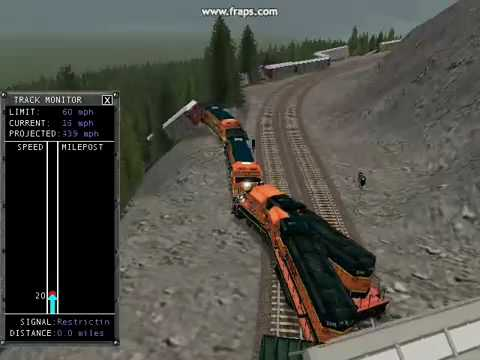 Microsoft Train Simulator Train Wrecks Part Two Mp3