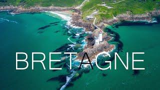 BRETAGNE : Au Rythme Des Lumières | 4K Drone & Timelapses
