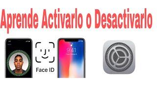 Cómo Configurar el Face ID en iPhone X