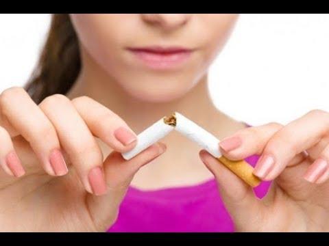 Rzucić palenie zaczęły boleć płuca
