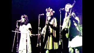 Judy Collins, Joan Baez, Mimi Farina LEGEND OF A GIRL CHILD LINDA, with lyrics