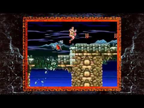 SKELATOR - Symphony of the Night (Castlevania Music Video)