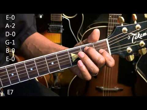 EASY 12 Bar Blues Chords For DUMMIES #230 Guitar Lesson EricBlackmonmusic