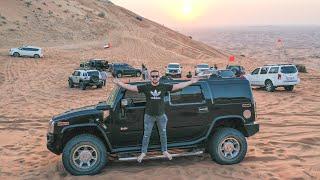 Tak dubajczycy spędzają weekendy