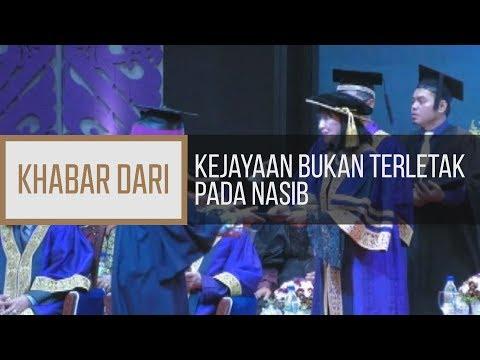 Khabar Dari Sarawak: Kejayaan bukan terletak pada nasib